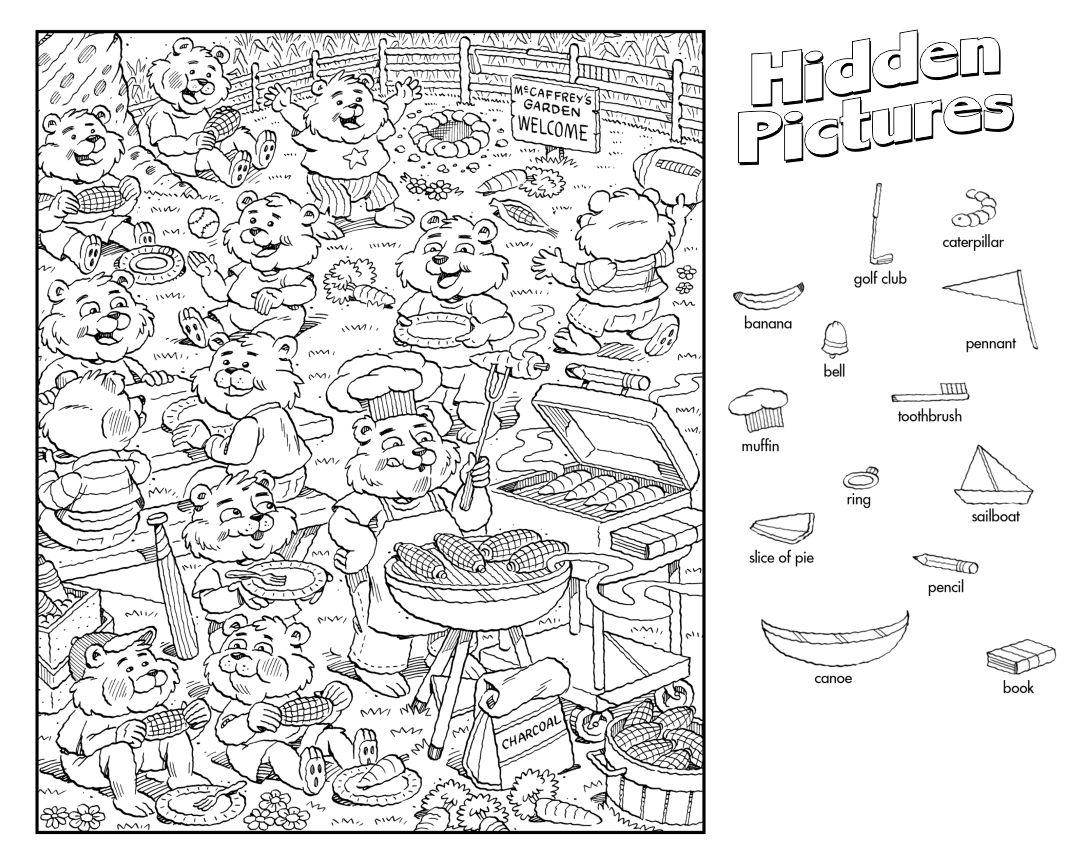 4 Best Printable Thanksgiving Hidden Object Games