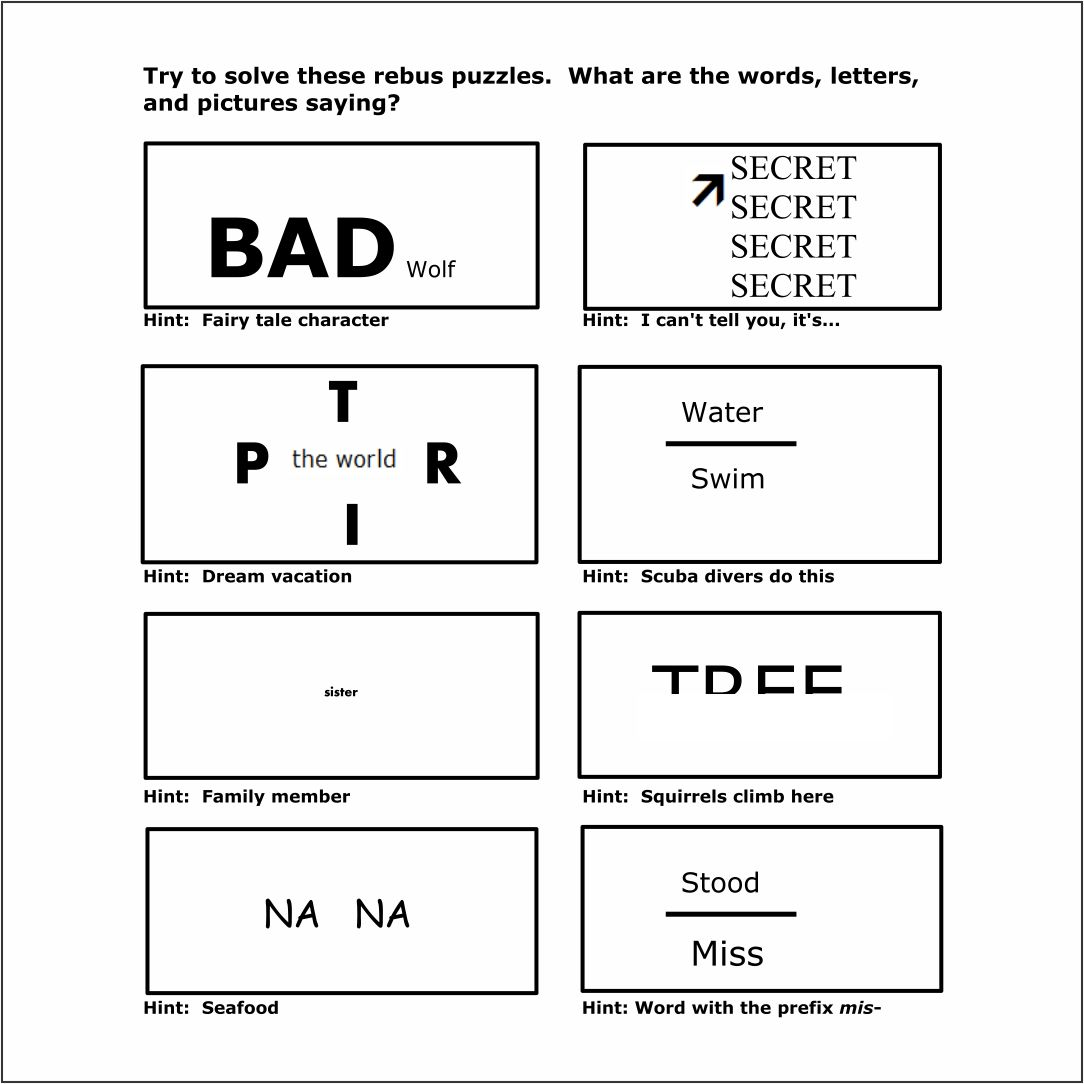 - Brain Puzzle Worksheets Printable Worksheets And Activities For