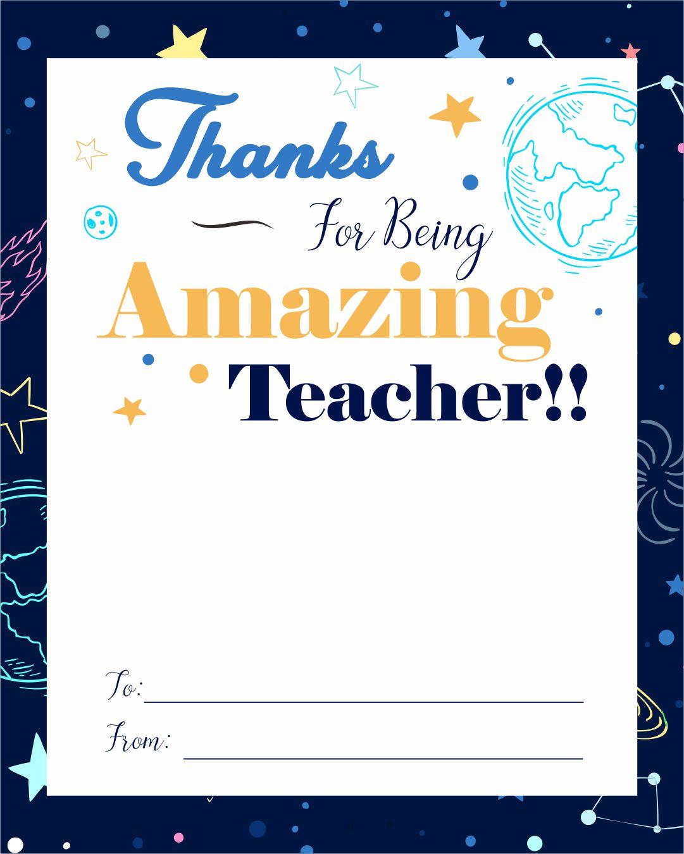 7 Best Images Of Teacher Christmas Gift Card Printable