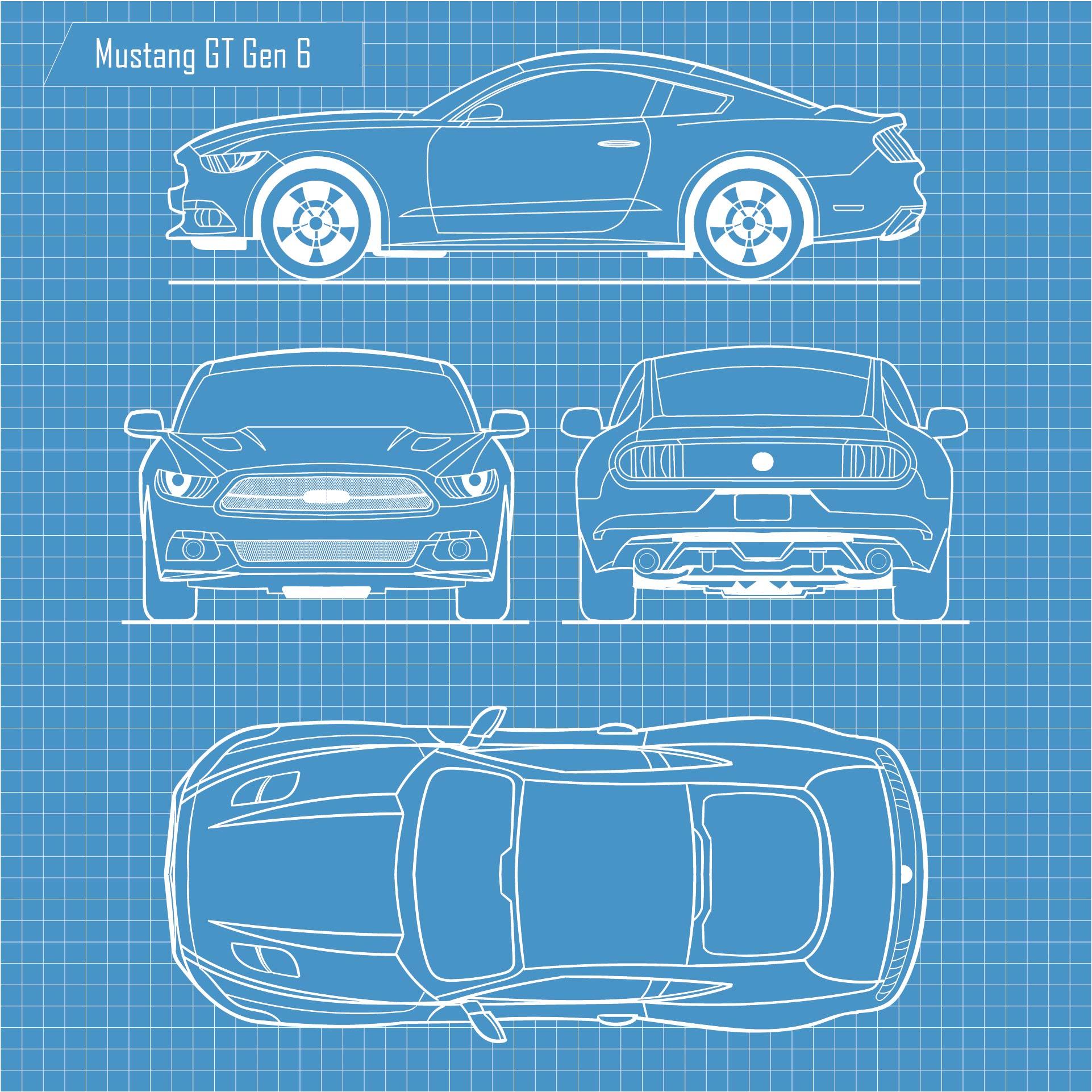 8 Best Printable Paper Cars