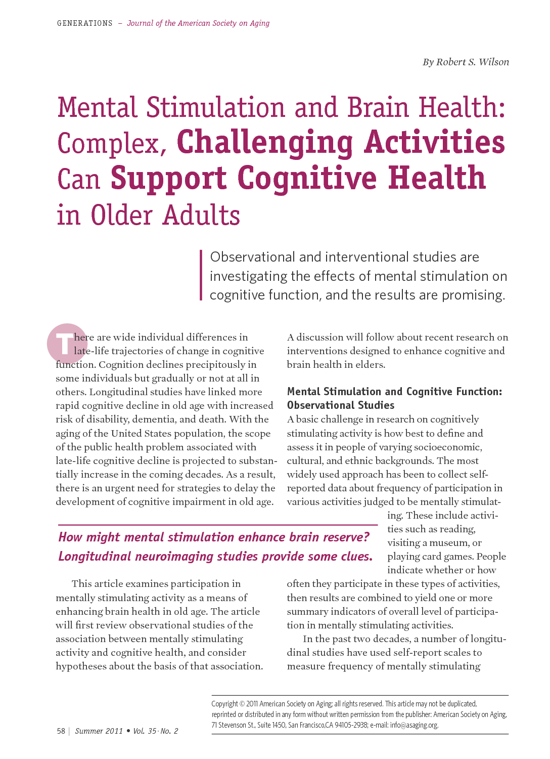 5 Best Images Of Printable Cognitive Exercises For Adults