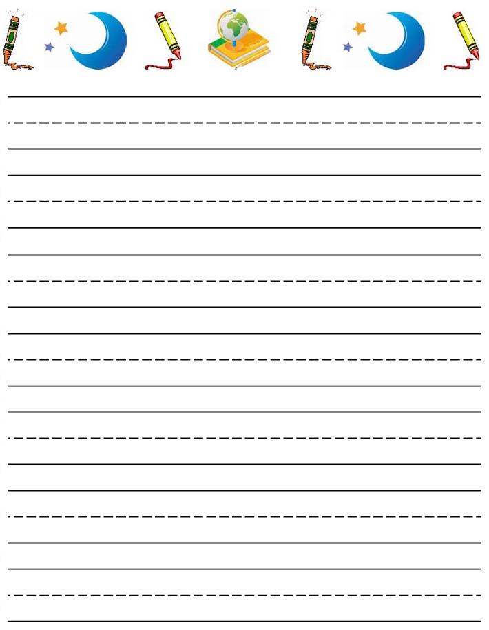 Doc963724 Handwriting Paper Template Microsoft Template – Free Handwriting Paper Template