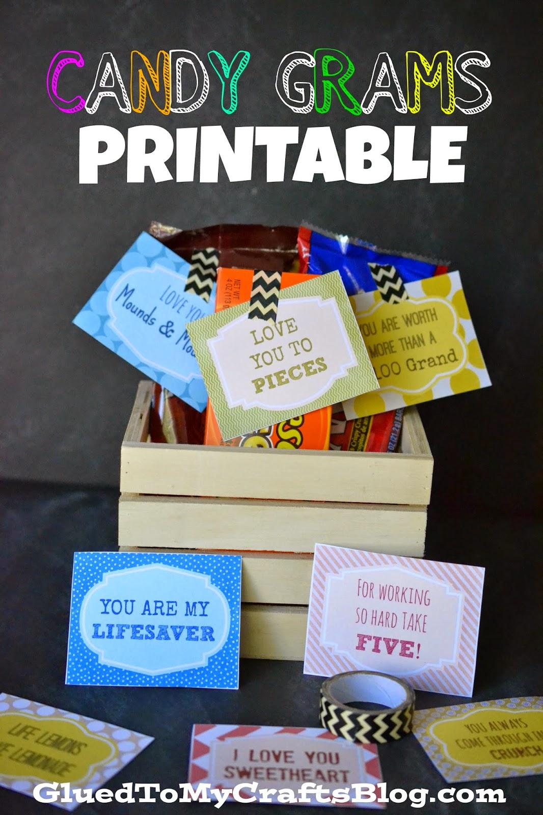 6 Best Images Of Happy Grams Printables