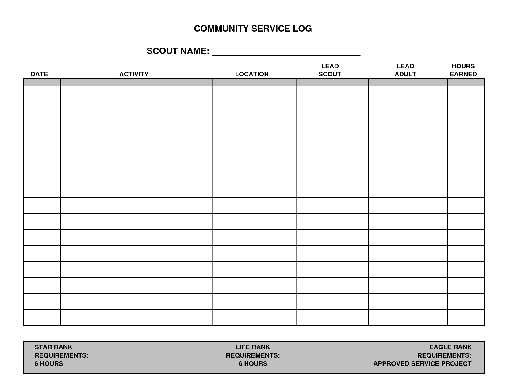 hours log sheet template 1371 x 1746 112 kb png volunteer. simple ...