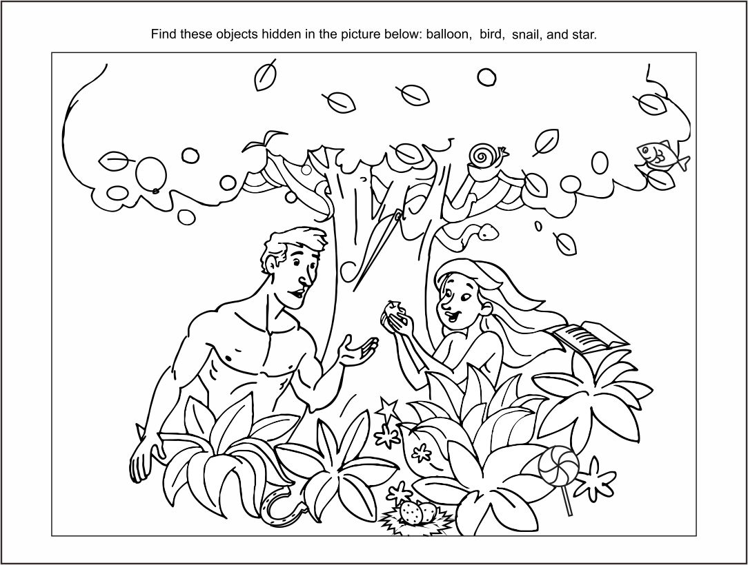 5 Best Images Of Bible Printables Hidden Objects Puzzle