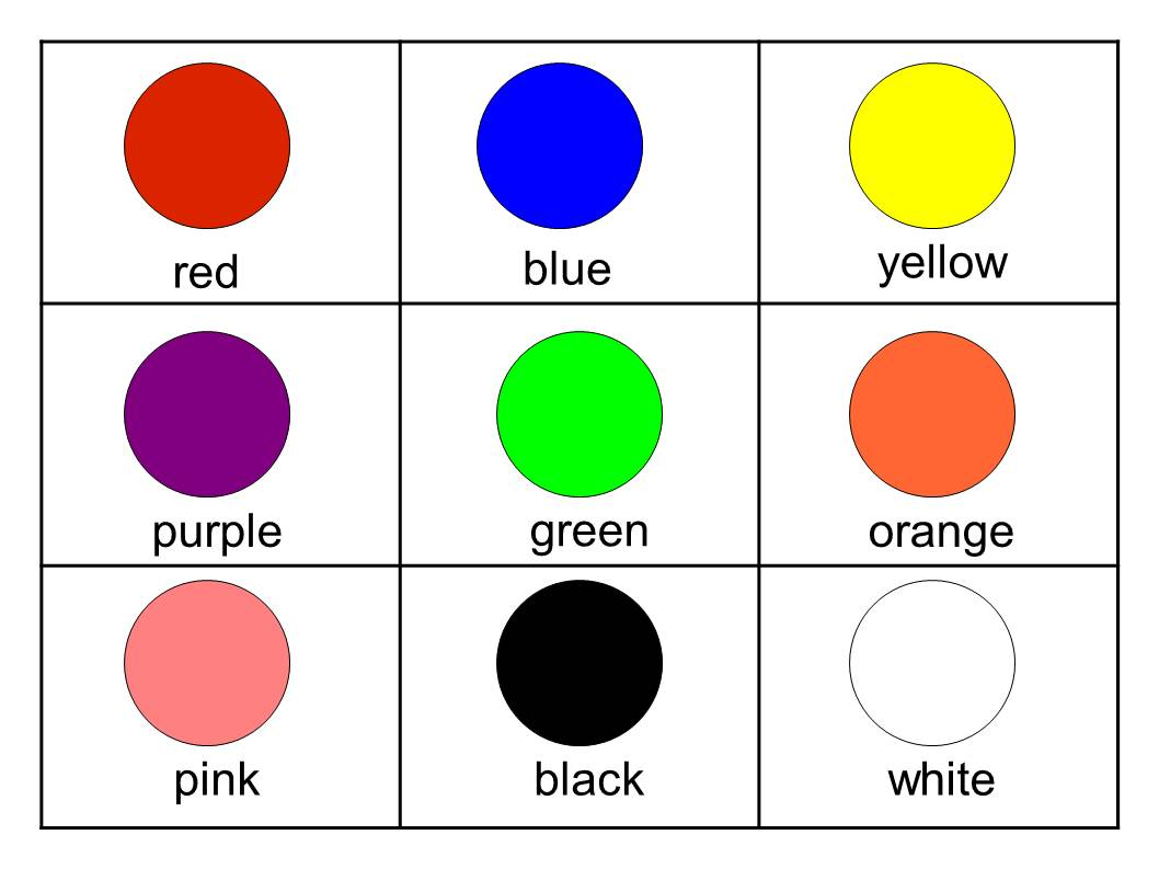 Teaching The Little People Using Graphs In Preschool Of Hair Color Chart For Preschool