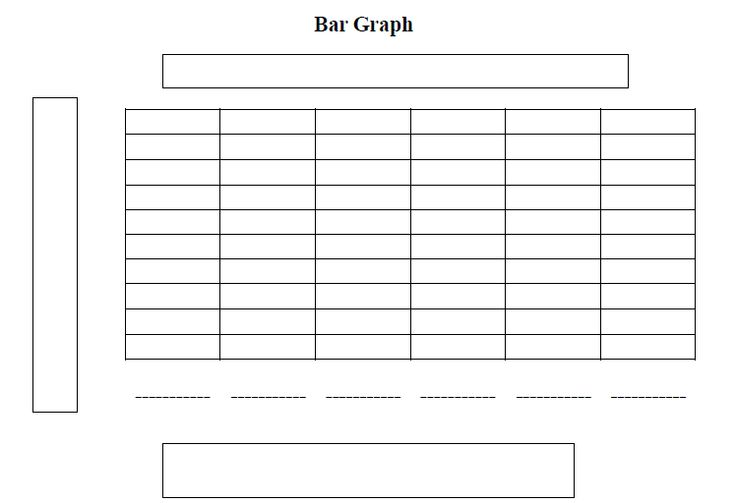 Free Worksheets Pictograph Worksheets 1st Grade Free Math – Bar Graph Blank Template