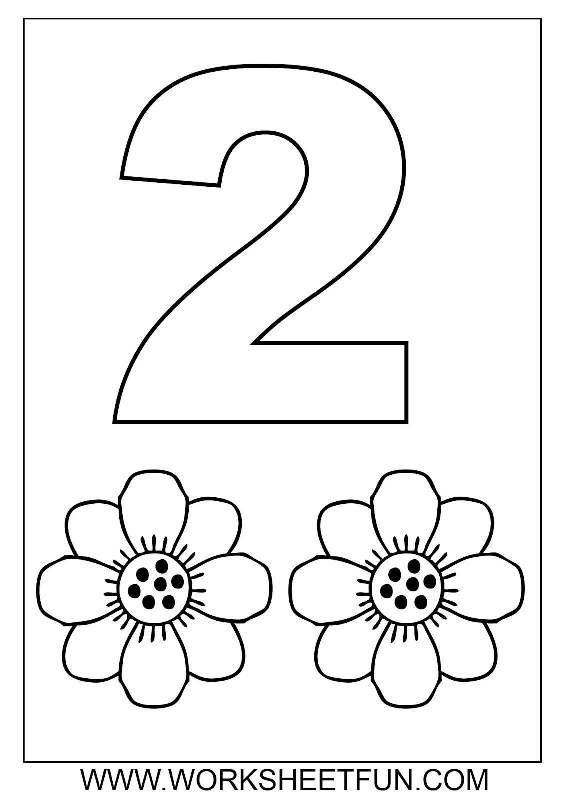 5 Best Images Of Large Numbers Free Printable Preschool