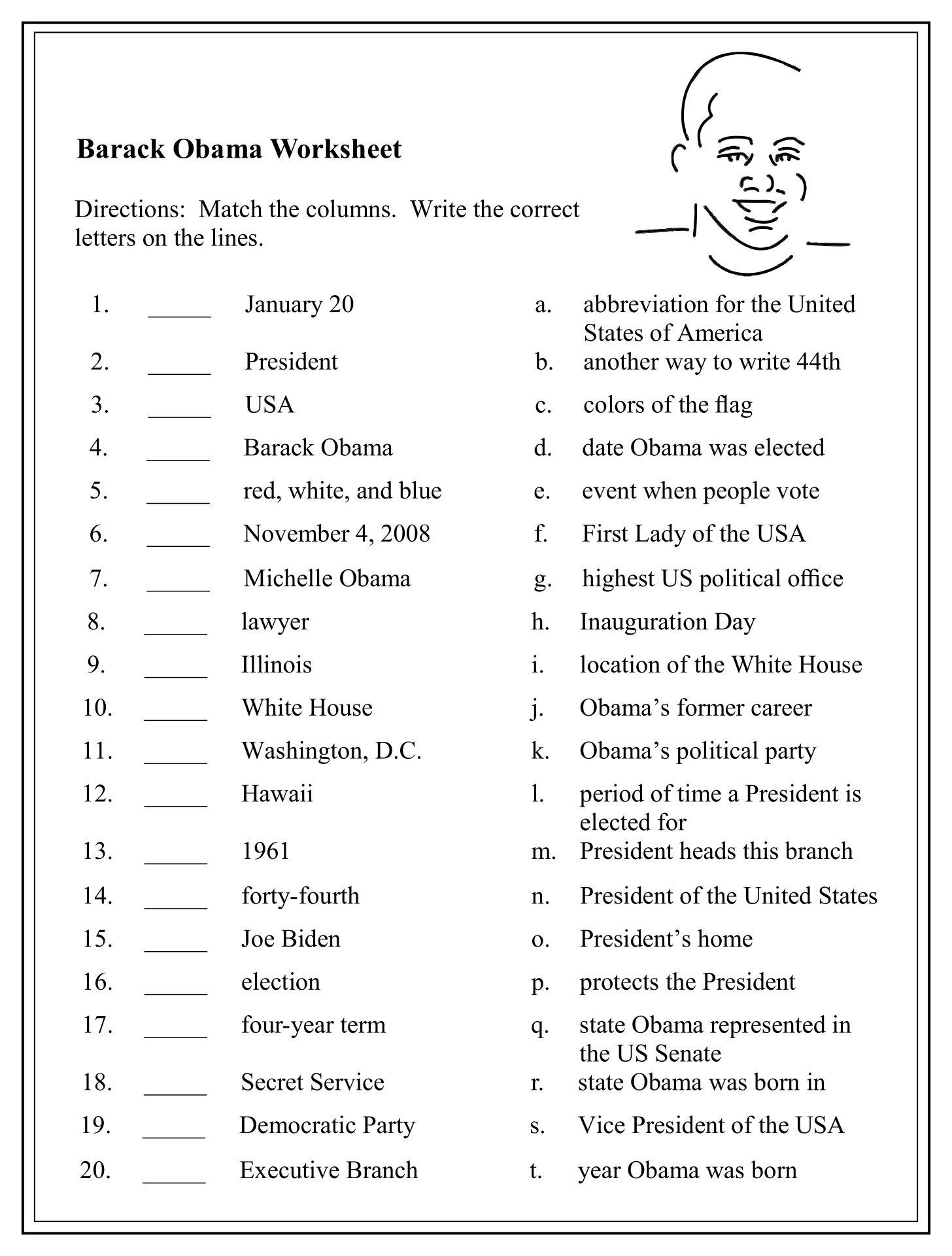 10 Best Images Of Adult Cognitive Worksheets Printable