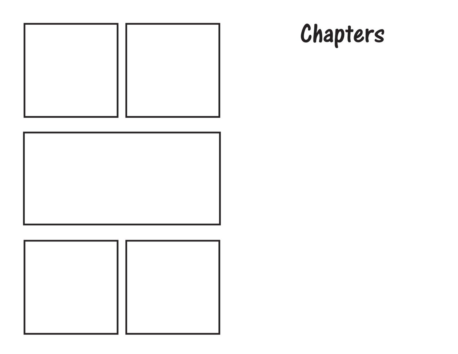 photograph regarding Comic Book Paper Printable called Printable Comedian Template. comedian e-book template term oscar