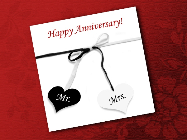 Wedding Anniversary Cards For Wife Free Printable Wedding – Free Printable Anniversary Cards for Her