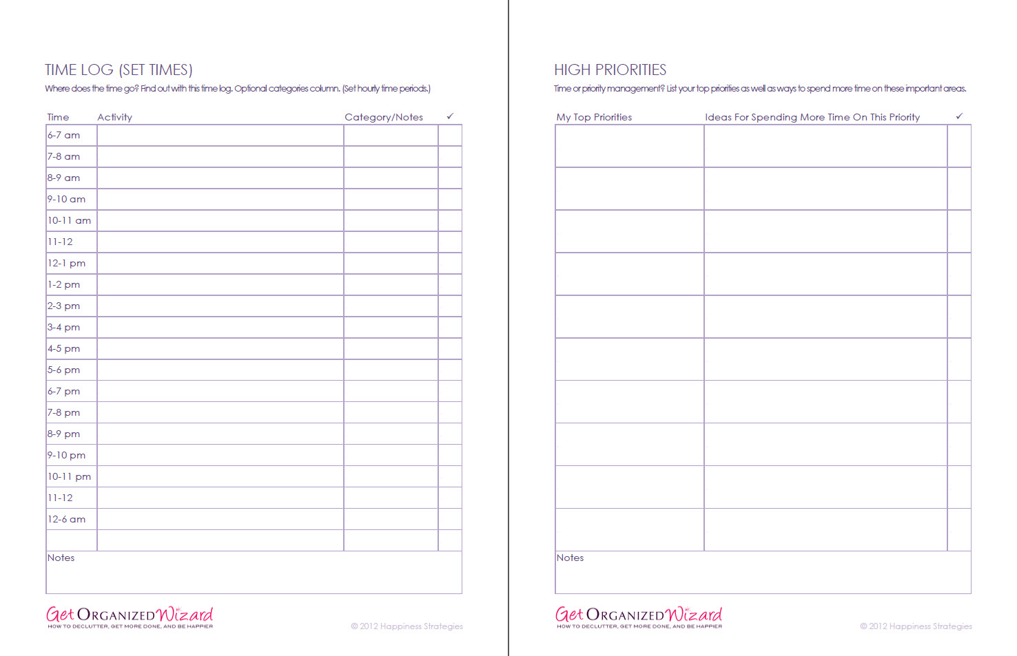 7 Best Images Of Free Printable Home Management Worksheets