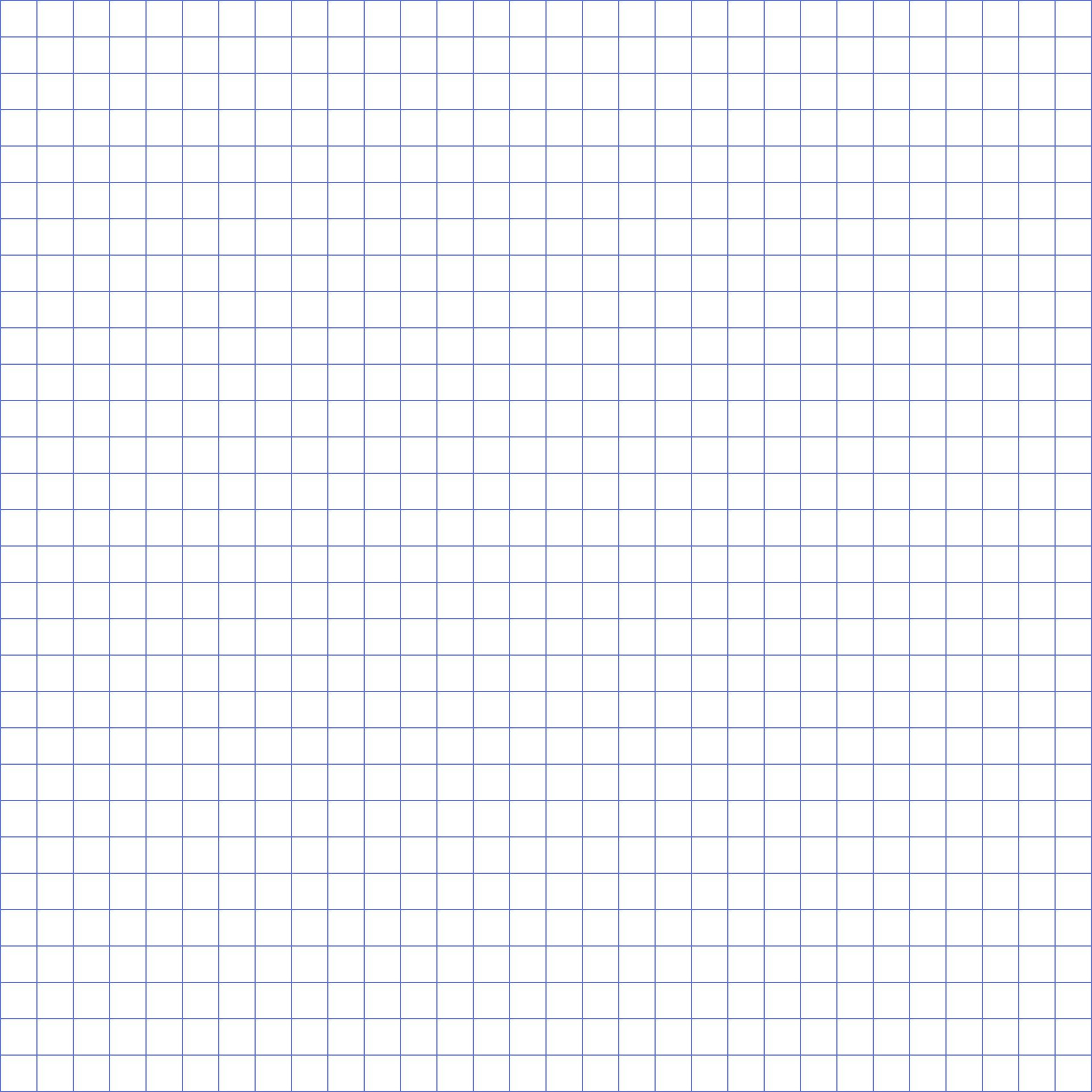 6 Best Images Of Full Page Grid Paper Printable