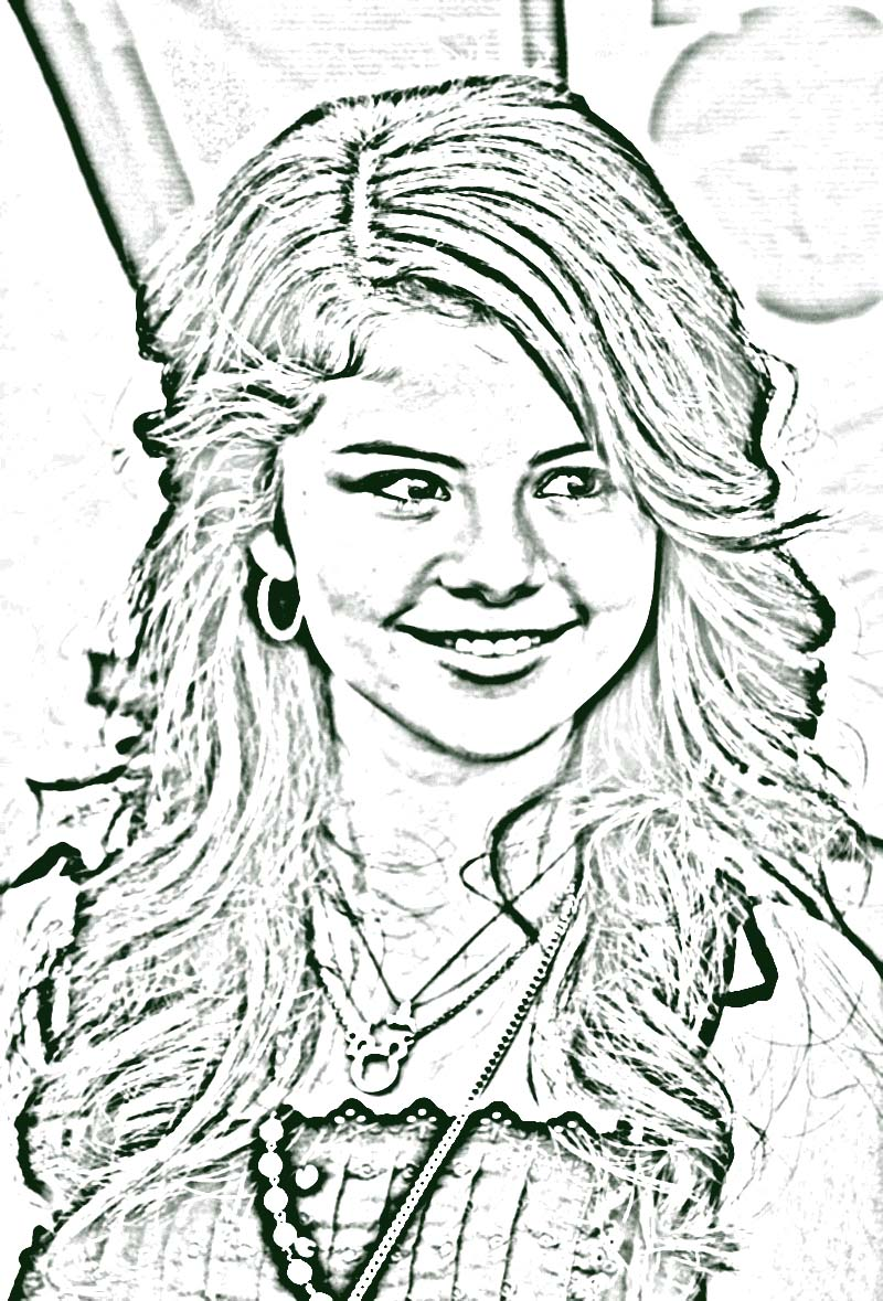 Taylor Swift Coloring Page | 1179x800