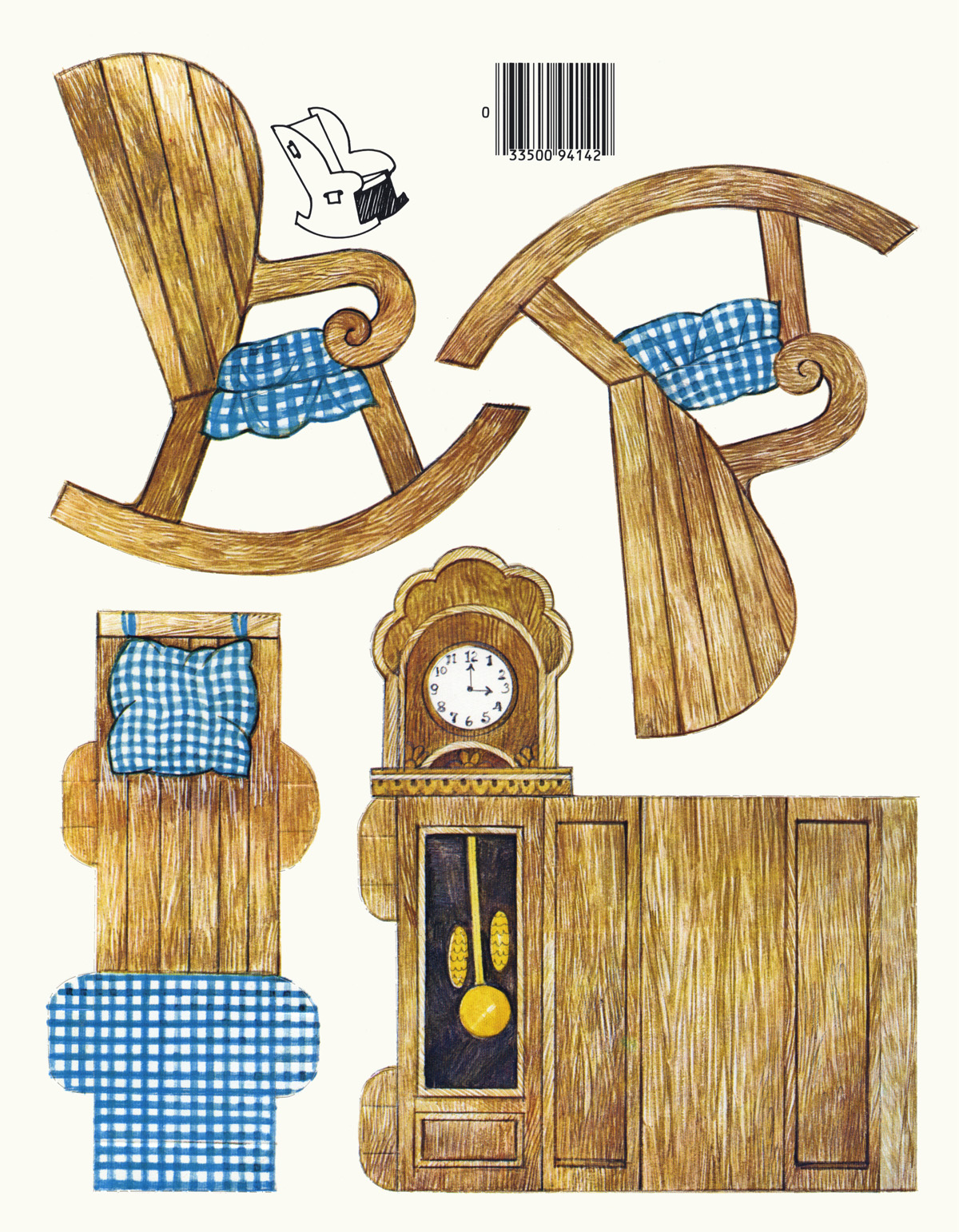 6 Best Images Of Paper Cut Outs Printable Small House