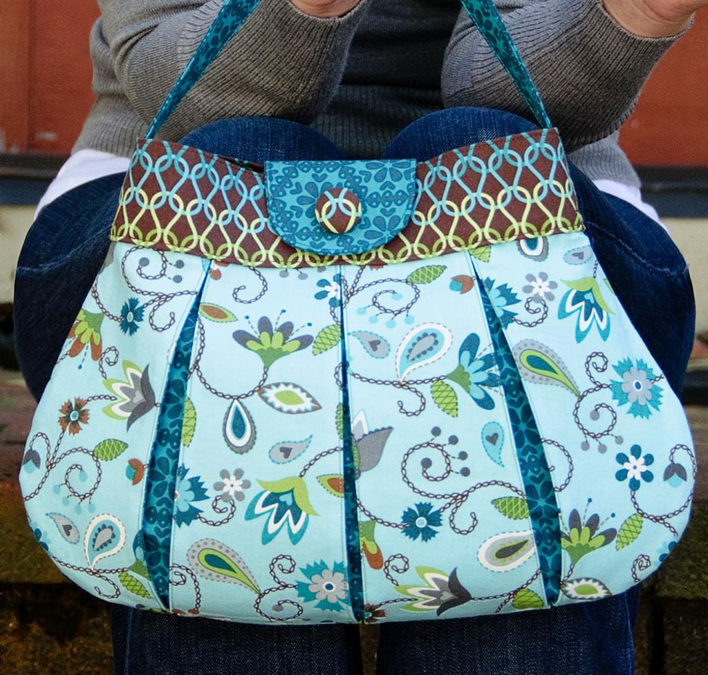 4 Best Images Of Free Printable Purse Sewing Patterns
