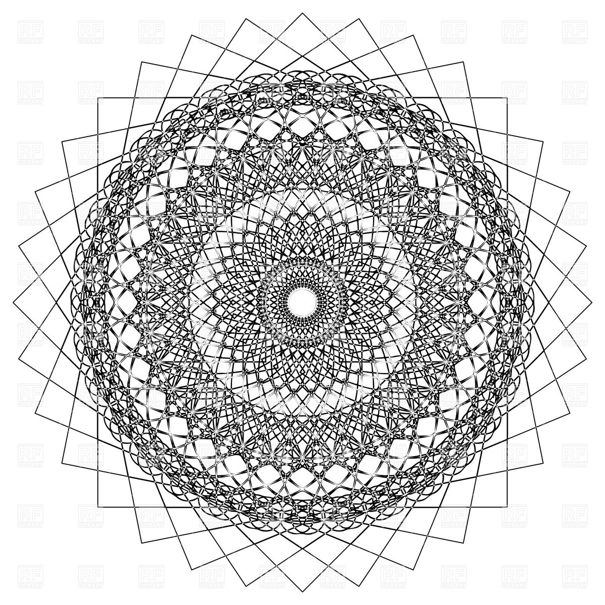 6 Best Images Of Line Designs Geometry Printable
