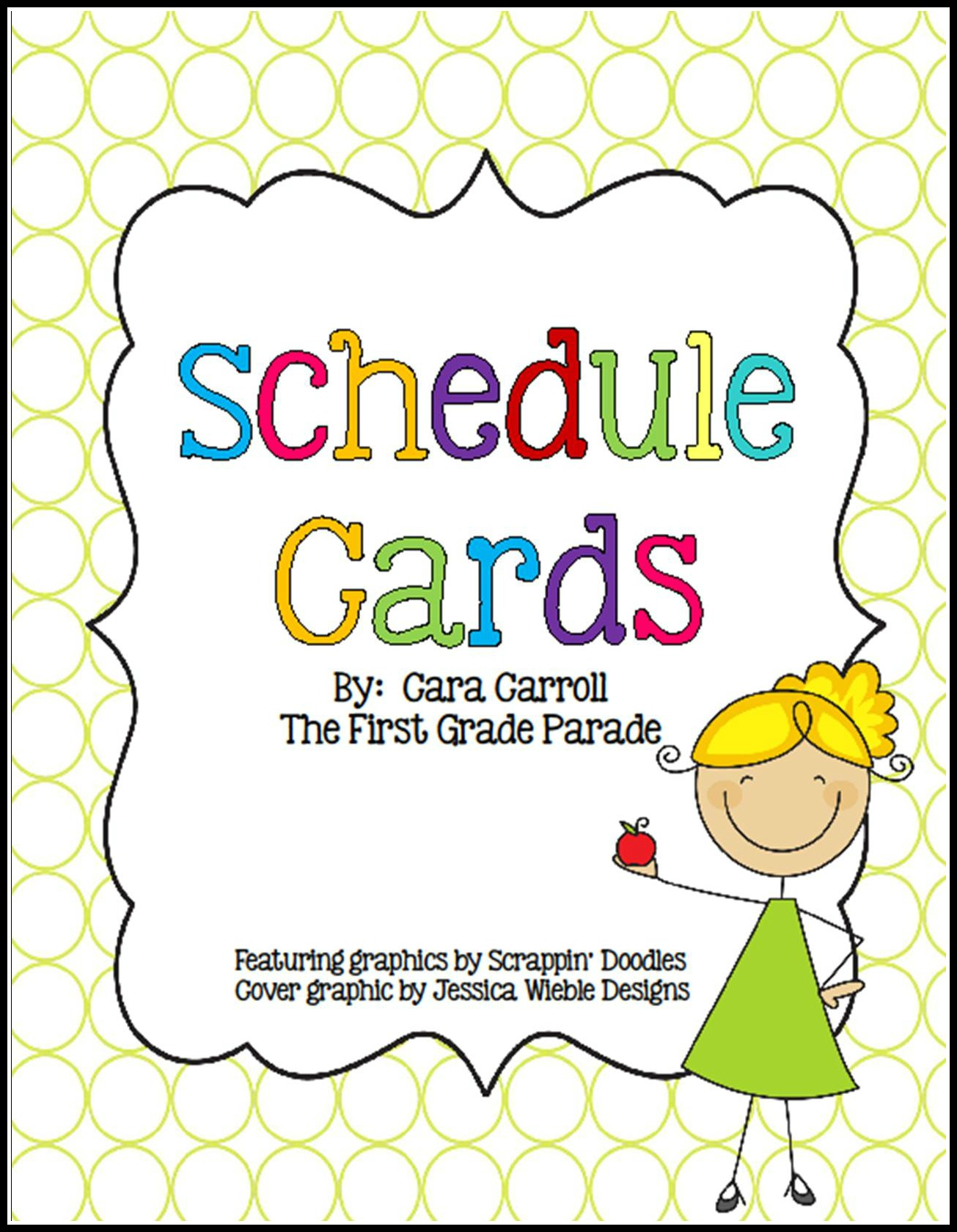 4 Best Images Of Classroom Daily Schedule Printable