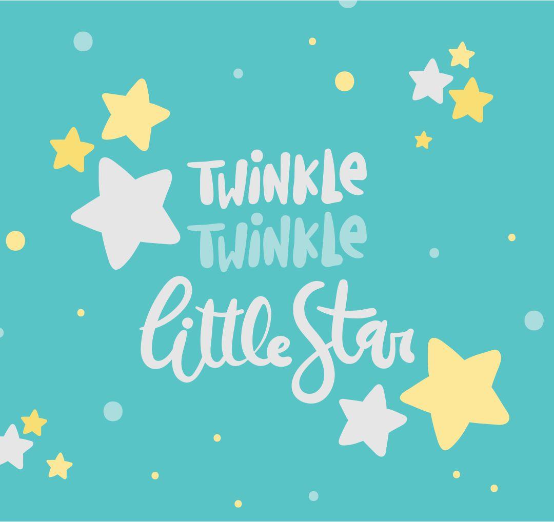 9 Best Twinkle Twinkle Little Star Printable Poem