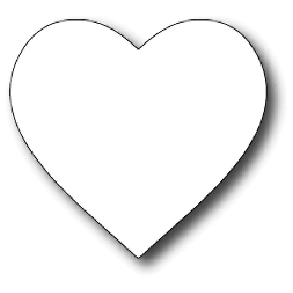 Interesting Baseball Diamond Coloring Pages - Heart Shape Diamond ...   1000x1000