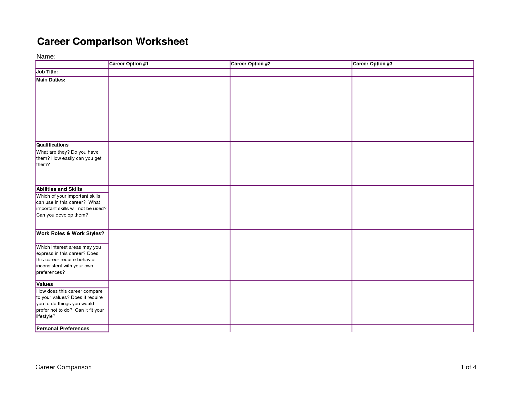 Decisional Balance Worksheet Motivational Interviewing K Kp
