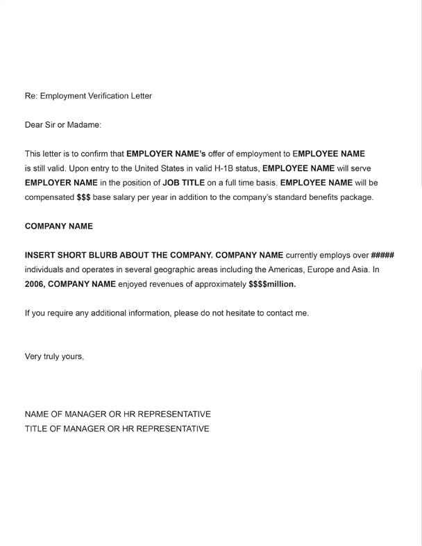 Job letter from employer confirming employment zrom employment verification letter template free best bussines template maxwellsz