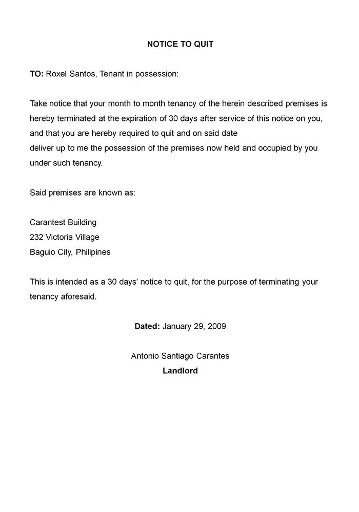 Termination Form Template 20 free termination letter templates – Termination Letter Template Free