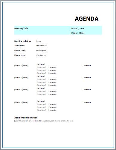 strategic meeting agenda template printable meeting agenda templates. Black Bedroom Furniture Sets. Home Design Ideas