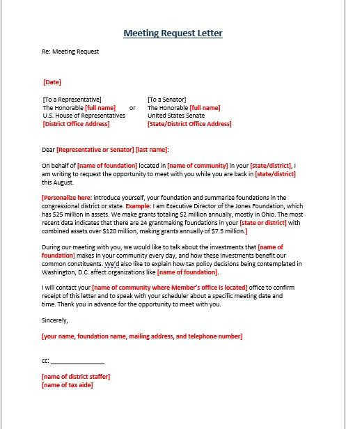 meeting request letter template 01
