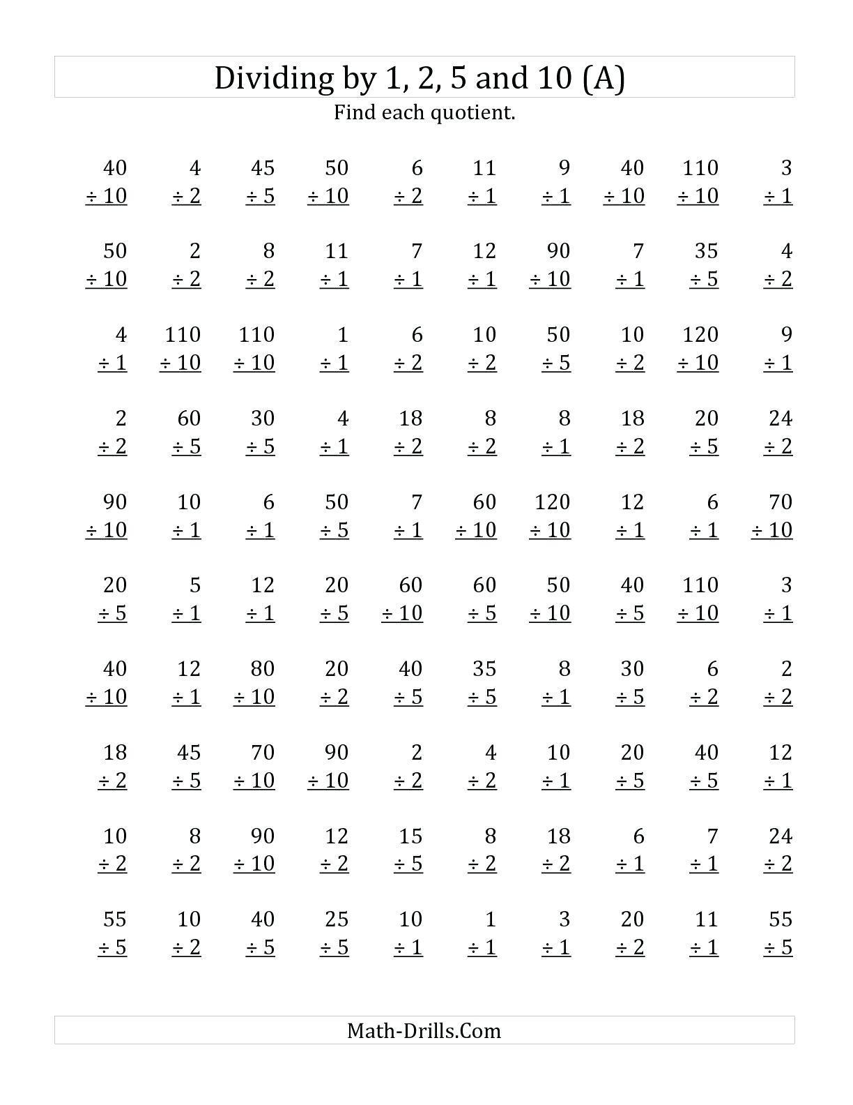 Printable Multiplication Quiz 0 12
