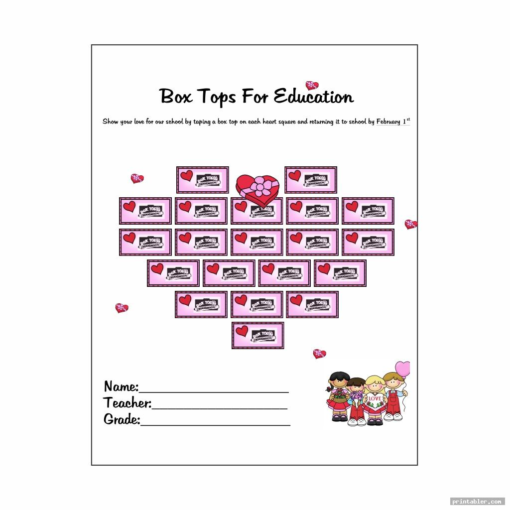 Valentine Printable Cutting Worksheets Preschool
