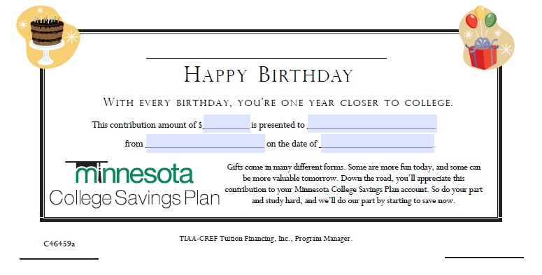 Here Is Preview Of Another Sample Birthday Gift Certificate Template In PDF  Format,