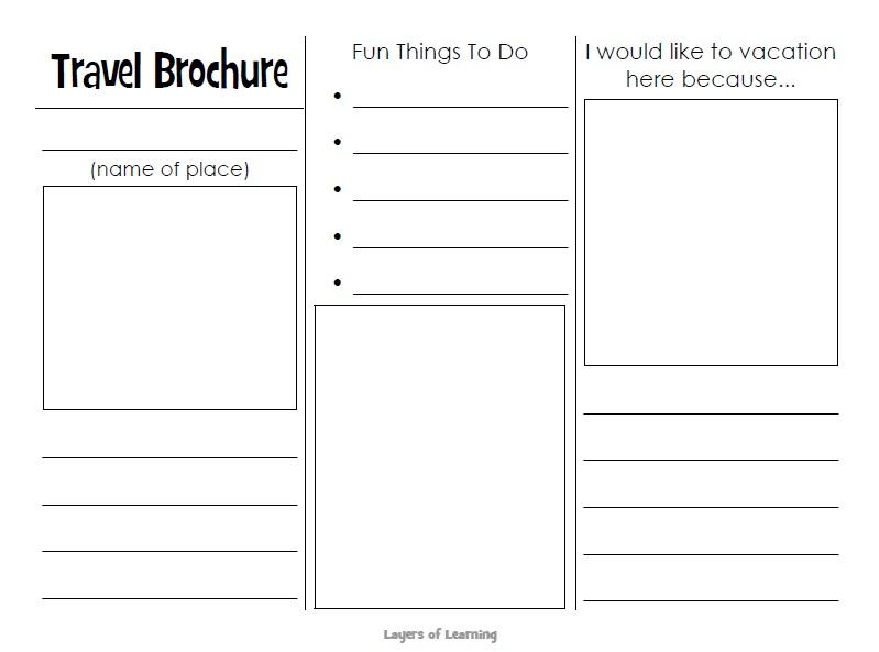 10 free sample tourist brochure templates