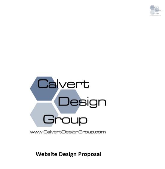 12 Free Sample Website Design Proposal Templates Printable Samples