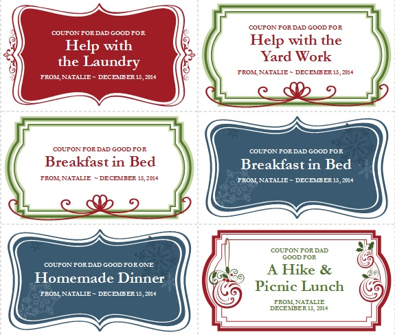 8 Free Sample Breakfast Voucher Templates
