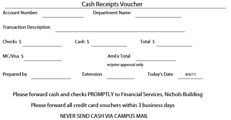 Here Is Preview Of Another Sample Receipt Voucher Template In PDF Format,