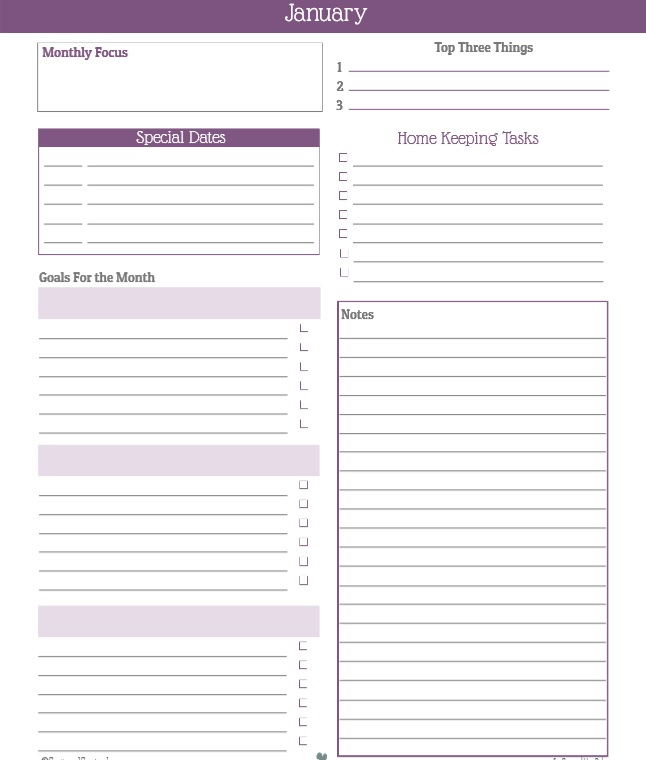free to do list template pdf