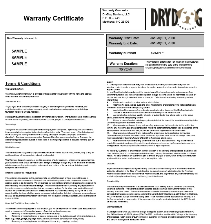 8 free sample warranty certificate templates printable samples here is preview of another sample warranty certificate template in pdf format yelopaper