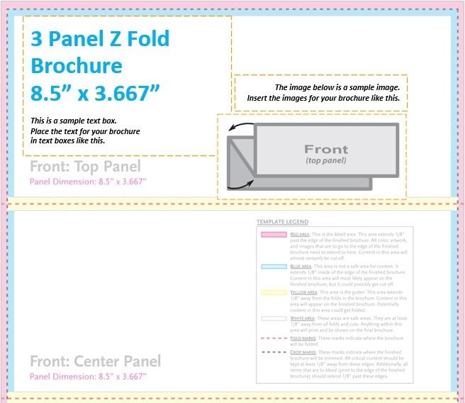 10 Free Sample Security Brochure Templates Printable Samples