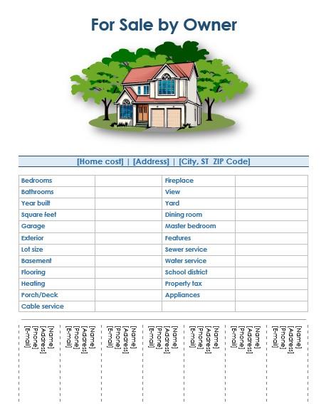 Free Sample Tear Off Flyer Templates Printable Samples - Tear off flyer template word