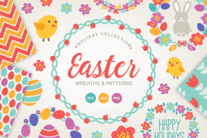 https://thehungryjpeg.com/product/56832-easter-wreaths-and-patterns/maeorcales/