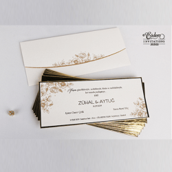 Erdem Invitation Card 50505