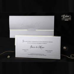 Erdem Invitation Card 50522