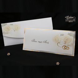 Erdem Invitation Card 50518