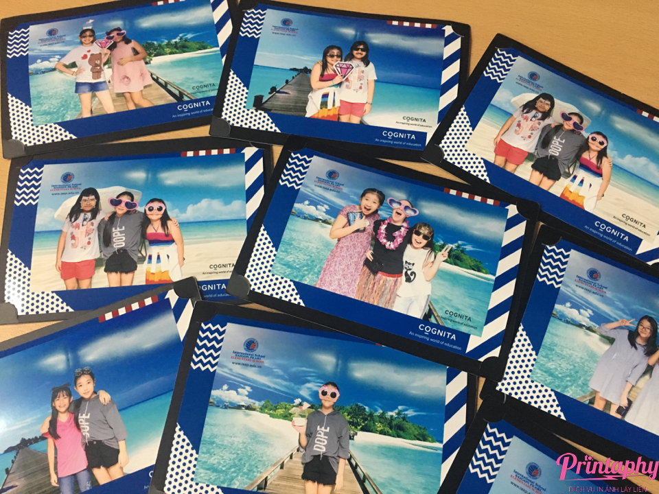 Tổ chức ngày nhà giáo Việt Nam 20/11 với dịch vụ chụp ảnh printaphy photobooth