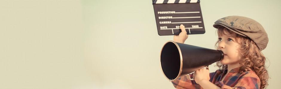 Vrijdag avond een film en een klant