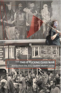 This is fucking class war