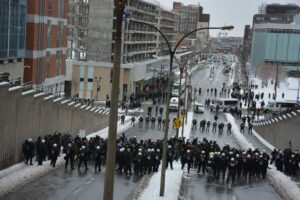 (photo: André Querry) Montréal, 15 mars 2015