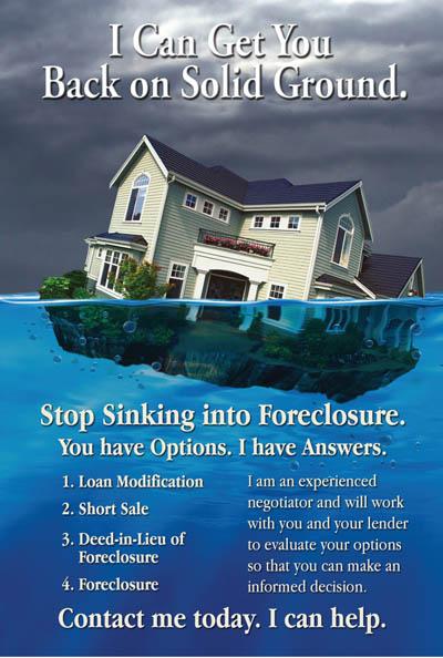 Short Sale Postcards Foreclosure Postcards Real Estate