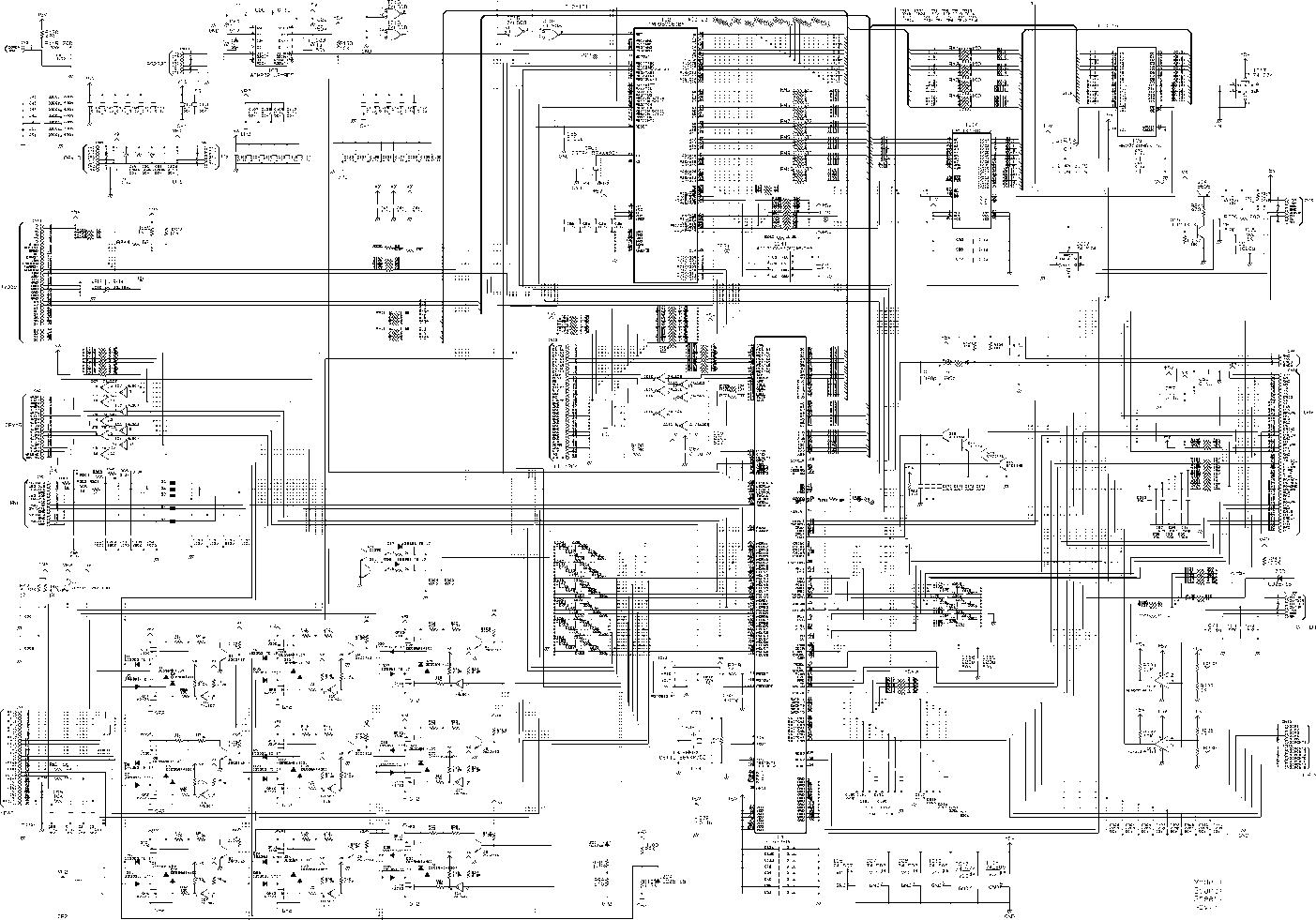 Schema Mainboard Epson Lq